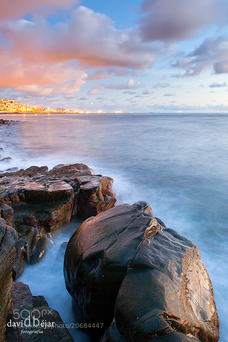 Photograph Sunrise in Las Palmas by David Béjar on 500px