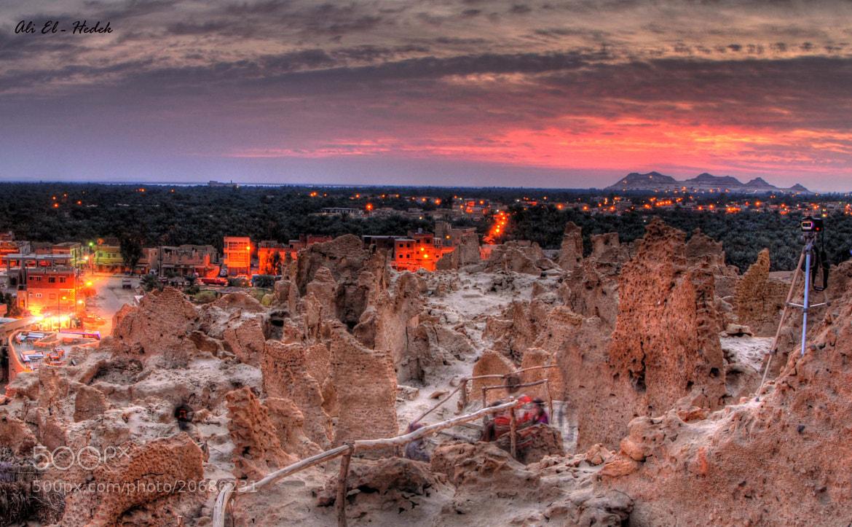 Photograph Siwa at Sunrise by Ali El Hedek on 500px