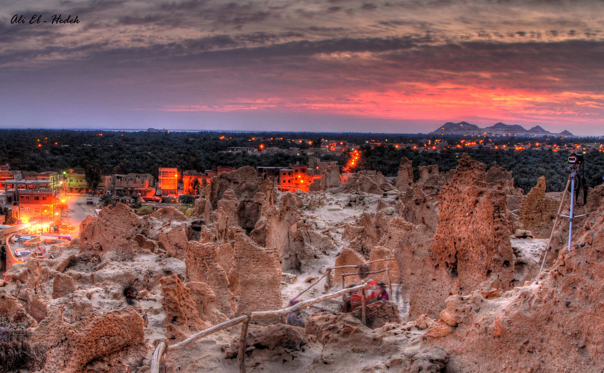 Photograph Siwa at Sunrise by Ali El Hedek on 500px