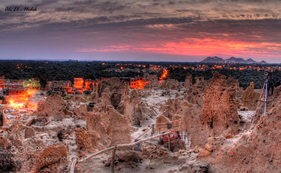 Photograph Siwa at Sunrise by Ali Essam on 500px