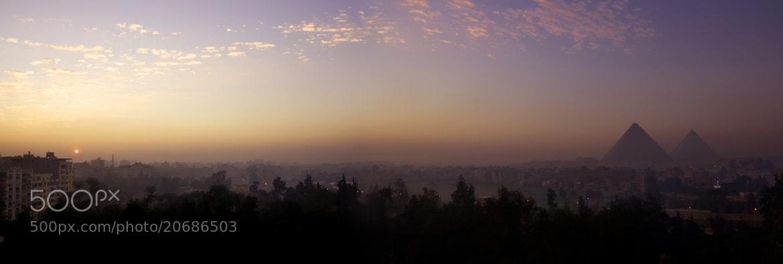 Photograph Morning in Cairo by Jenya Sayfutdinov on 500px