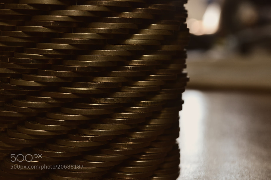 Photograph pile of coins 2 by Shakya Richa on 500px