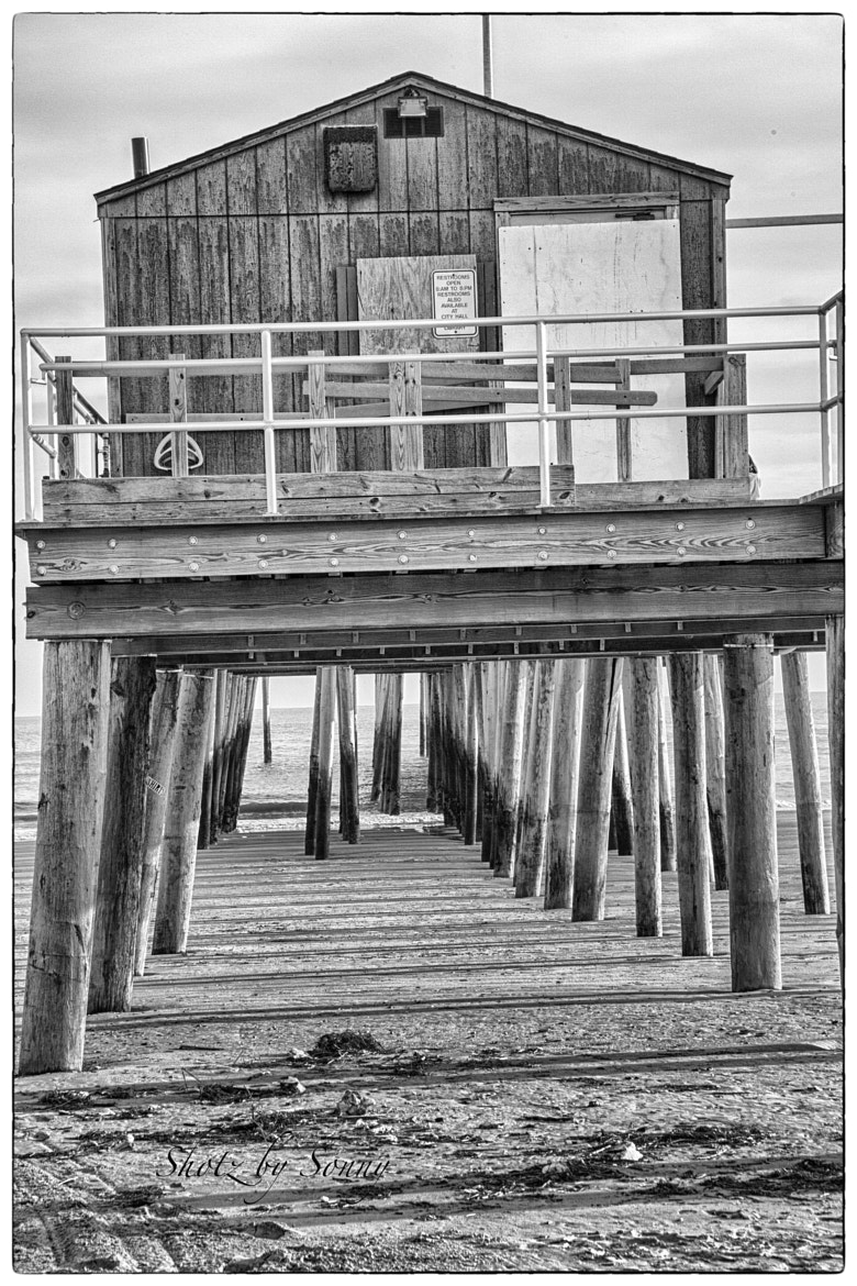 Photograph Ventnor Pier by Sonny Hamauchi on 500px