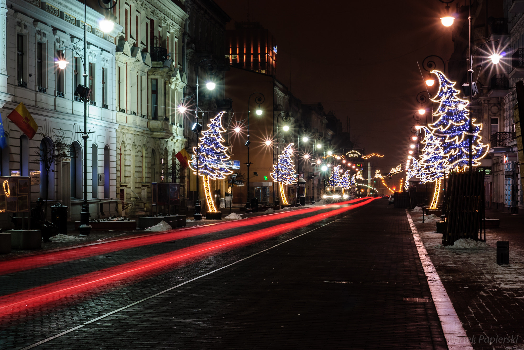 Photograph XMas in the city by Bartek Papierski on 500px