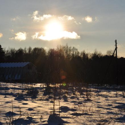 Frosty the sun