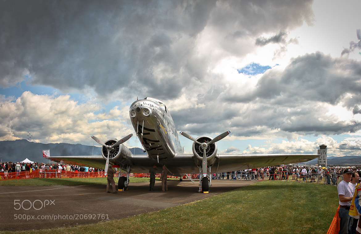 Photograph panorama plane by Valentin Kouba on 500px