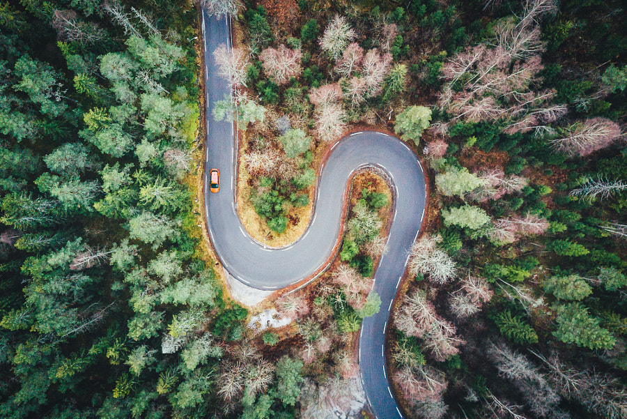 S-curve of Nature by s1000 on 500px.com