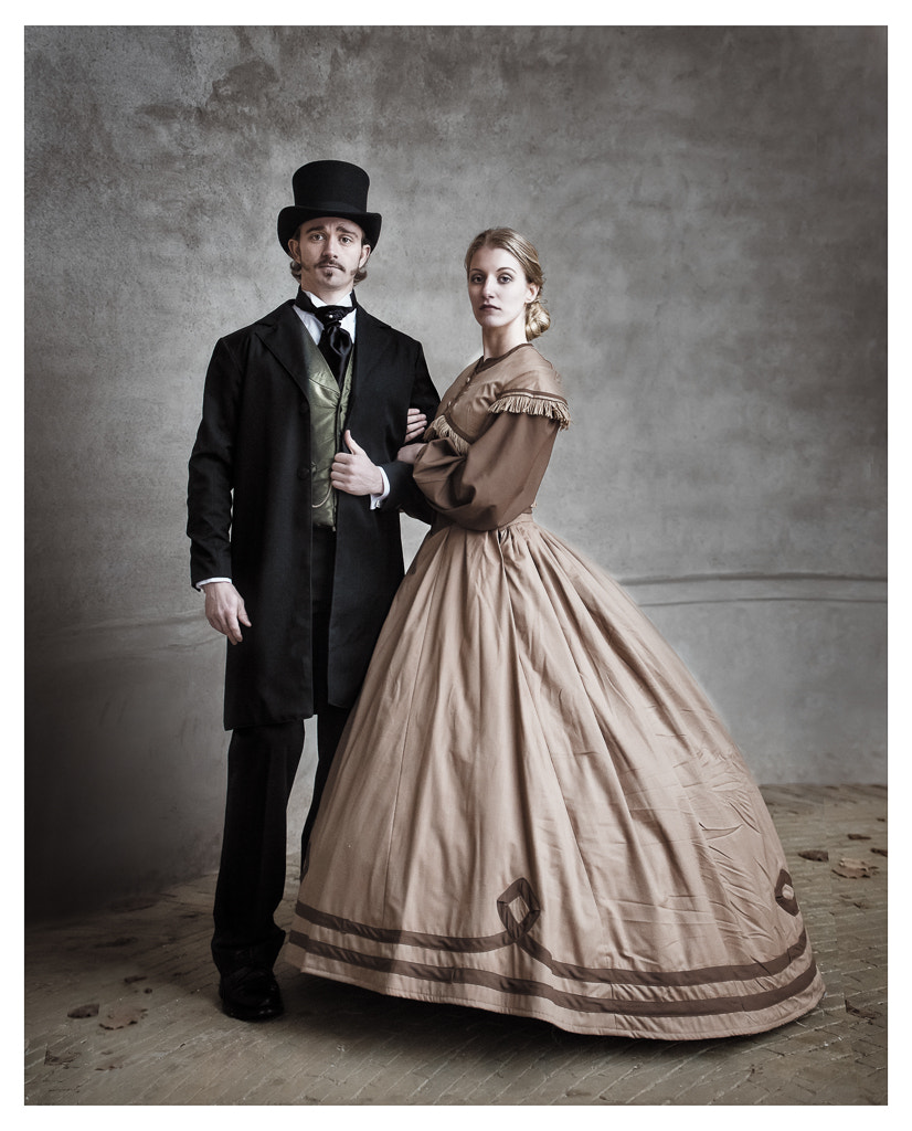 Photograph Victorian shoot Copenhagen by René Bang Photography on 500px
