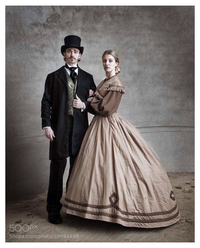 Photograph Victorian shoot Copenhagen by René Bang Photography on 500px