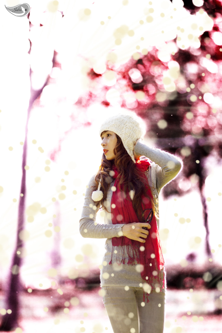 Photograph Winter girl by Subin Truong on 500px