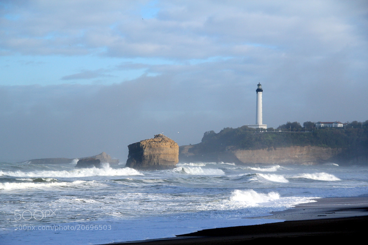 Photograph Biarritz by JON URRA on 500px