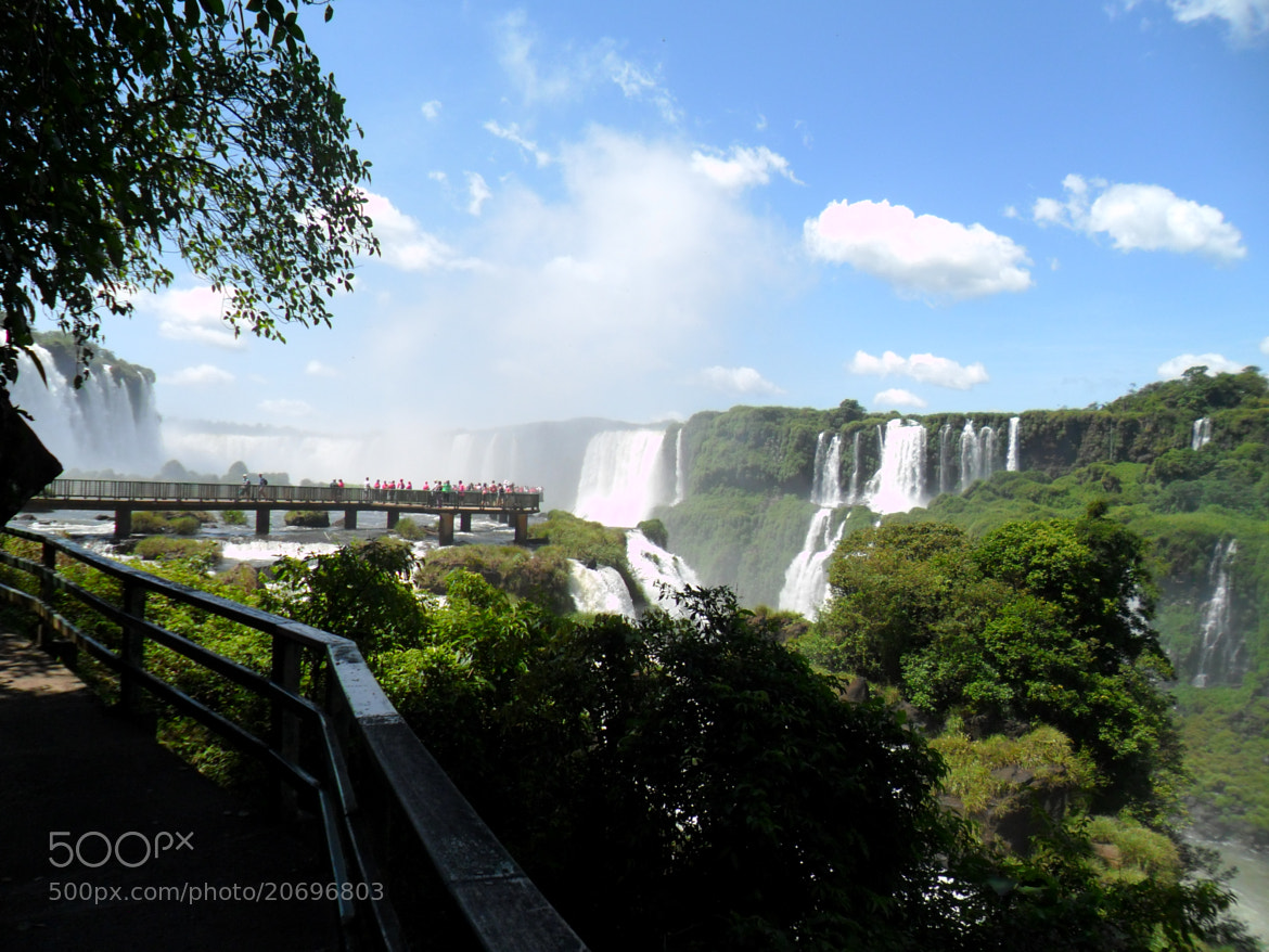 Photograph Cataratas by Lilian de Oliveira on 500px