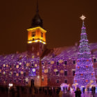 Christmas time in Warsaw