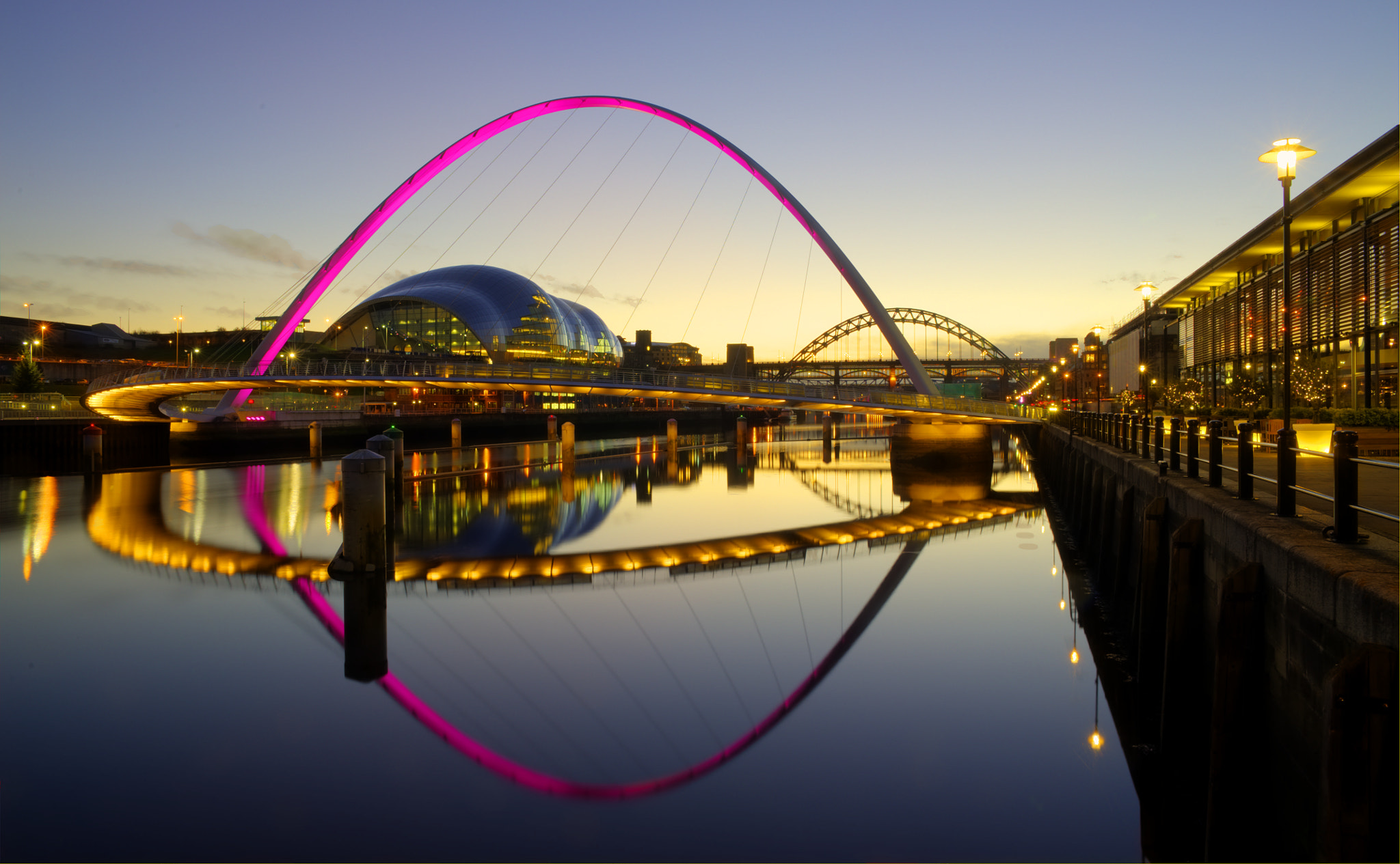 Photograph On the Tyne by David Atkinson on 500px