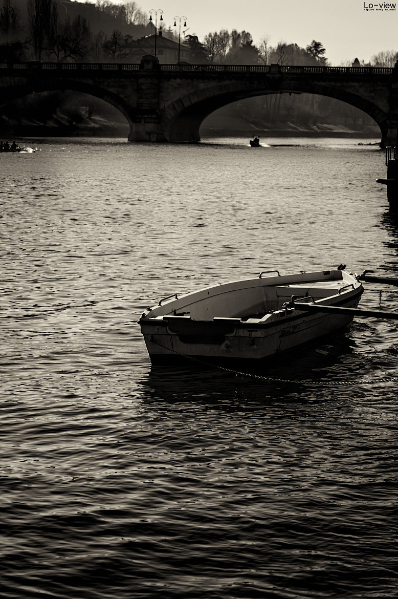 Photograph Lonely Boat by Lorenzo Ieva on 500px