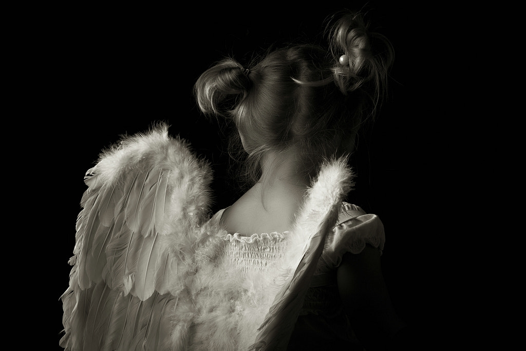 Photograph Angel by andy vandevoort on 500px