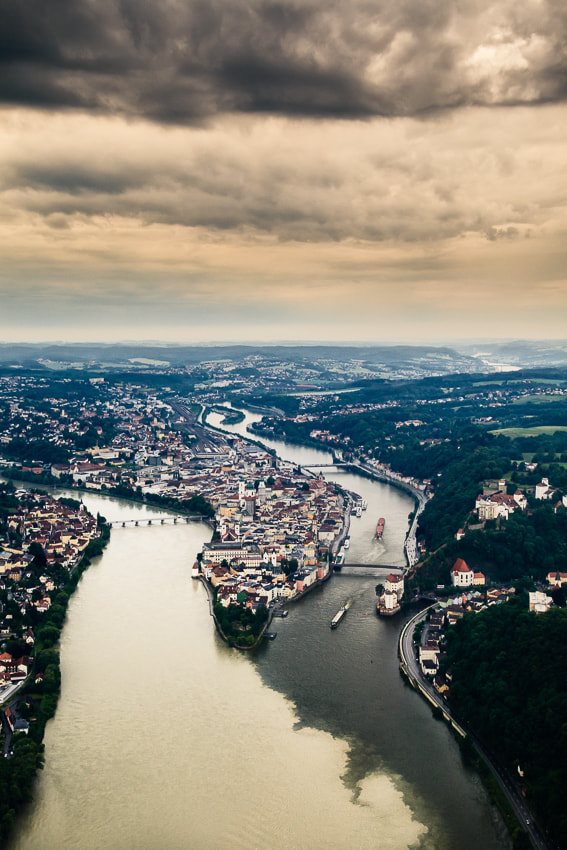 Photograph Passau by Roland Willinger on 500px
