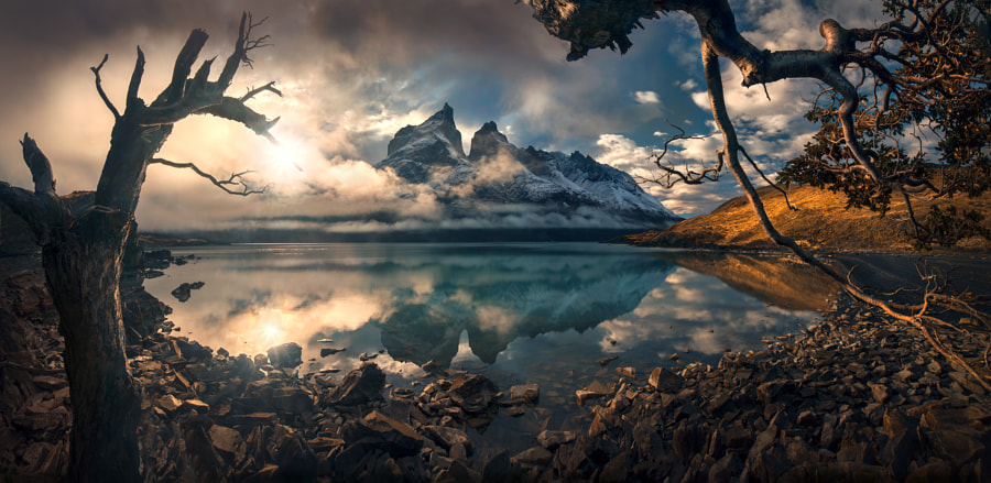 Torres del Paine de Max Rive sur 500px.com