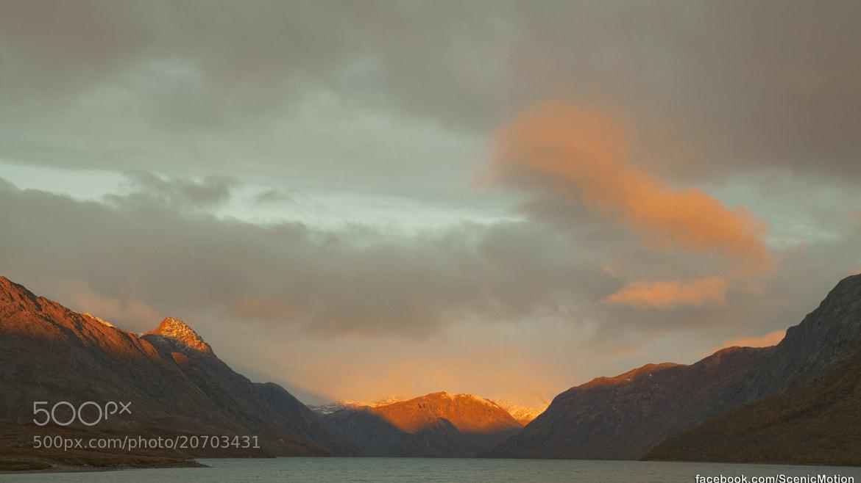Photograph Lake Gjende by Morten Berg on 500px