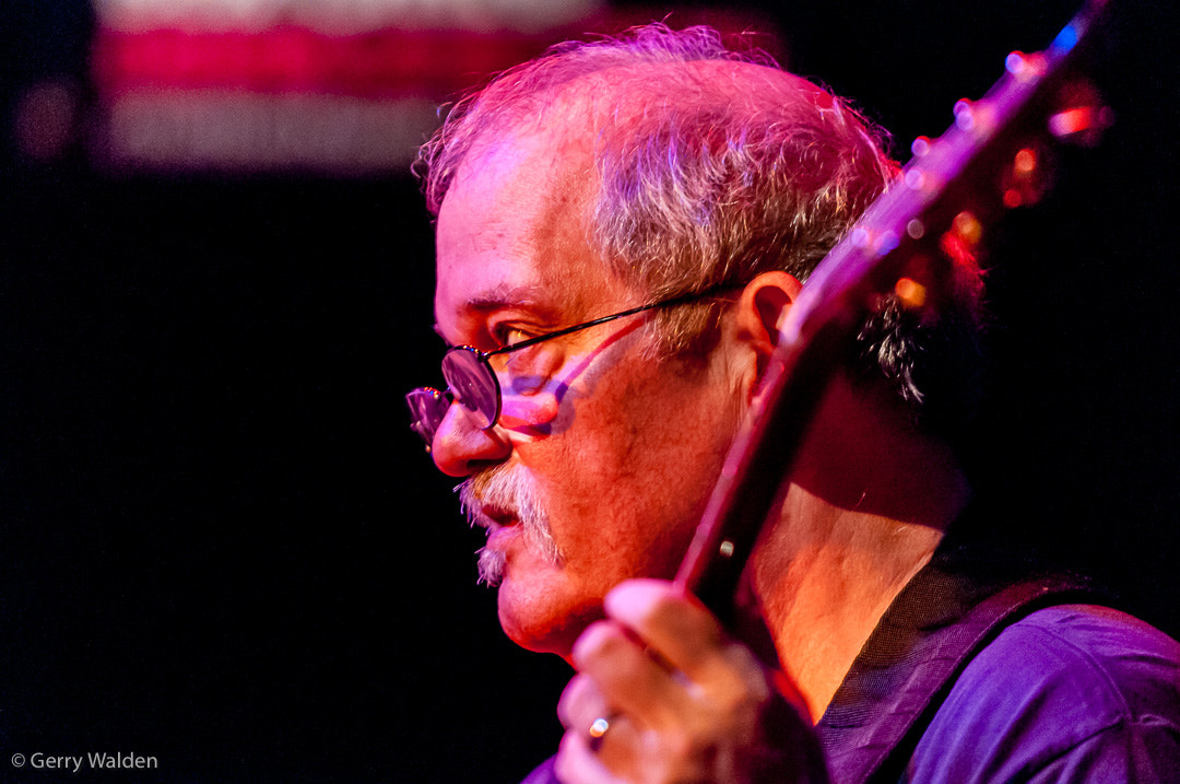 Photograph John Abercrombie by Gerry Walden on 500px