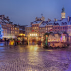 Christmas market - in the Old Town Square.