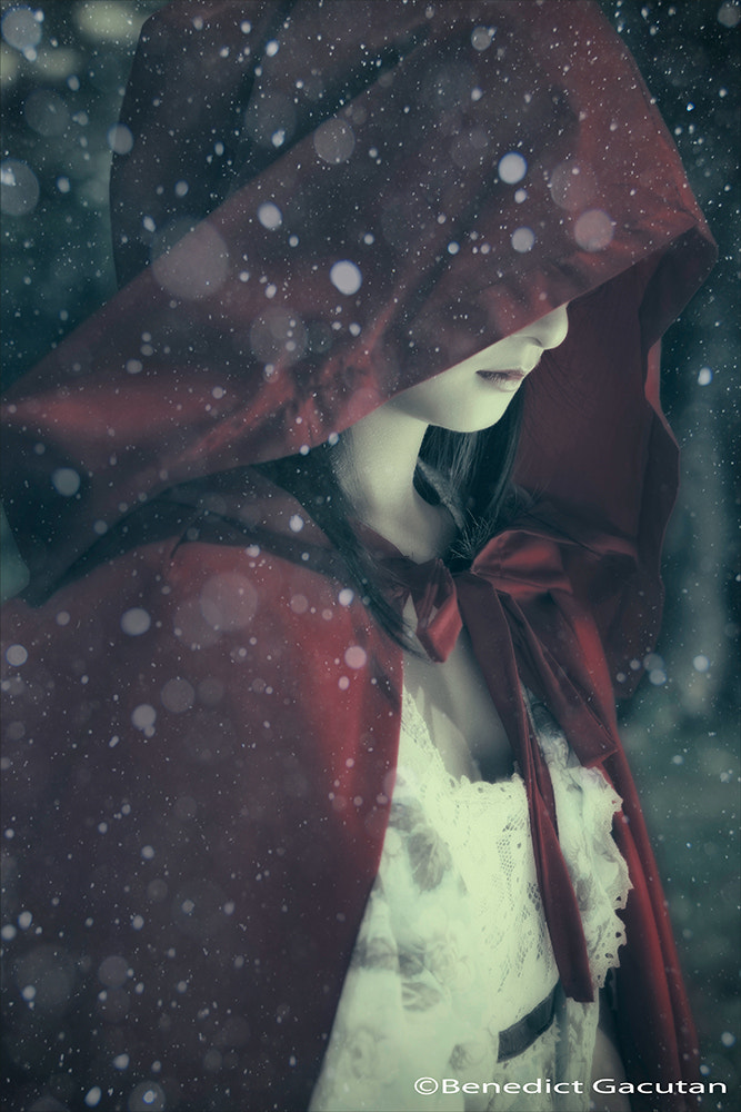 Photograph Red Riding Hood by Benedict  Gacutan on 500px