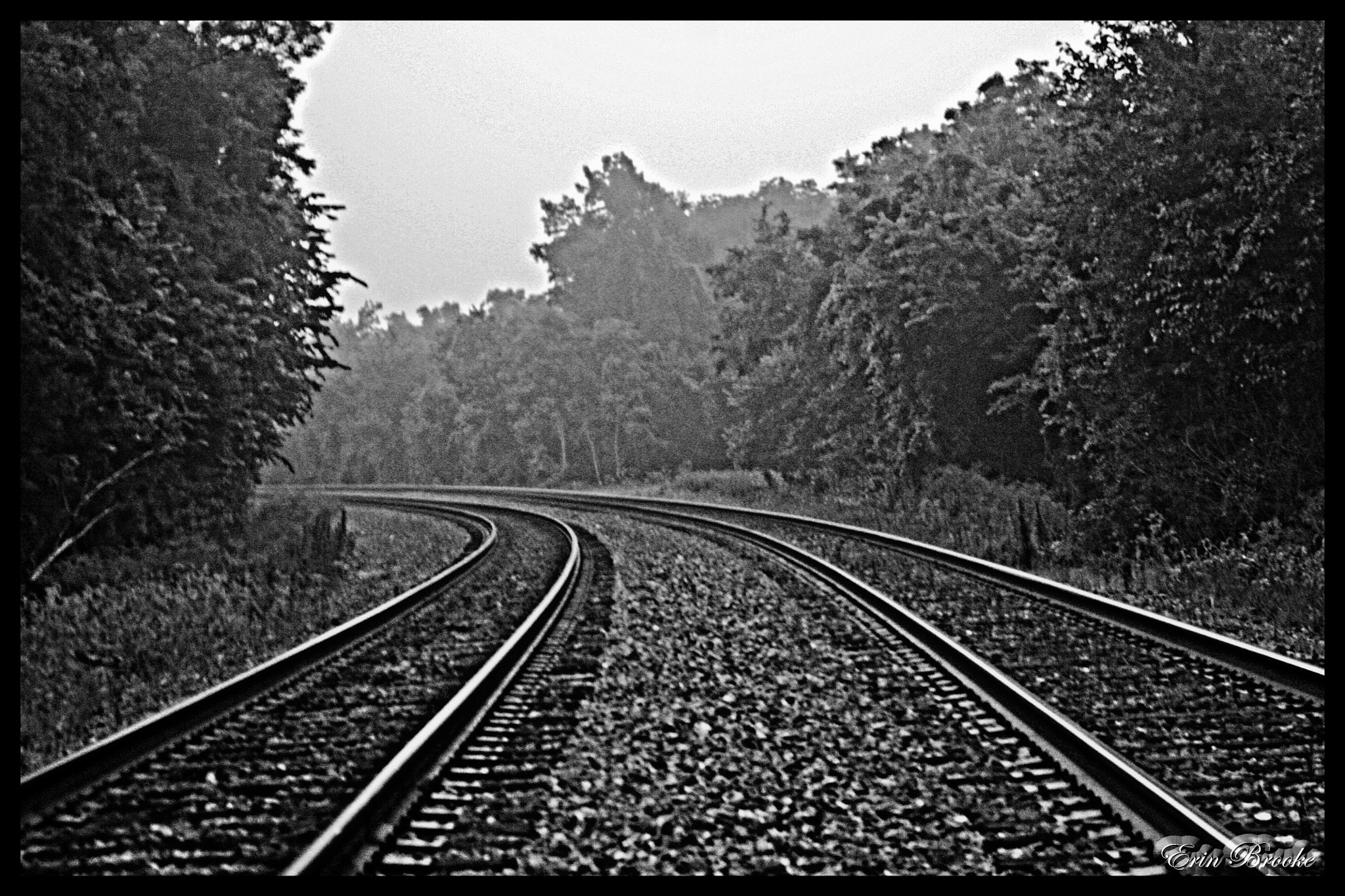 Photograph Follow the tracks by Erin Brooke on 500px