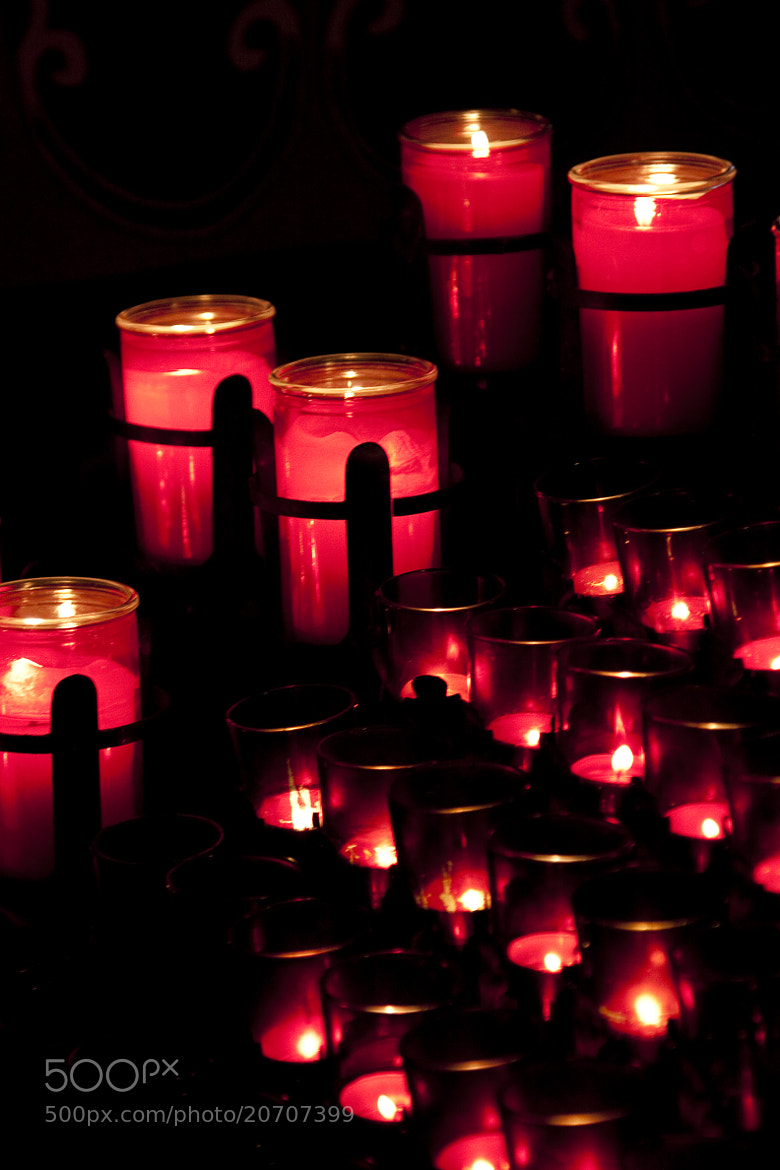 Photograph Candle by Ellis Moore on 500px
