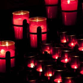 Candle by Ellis Moore (ellis1)) on 500px.com