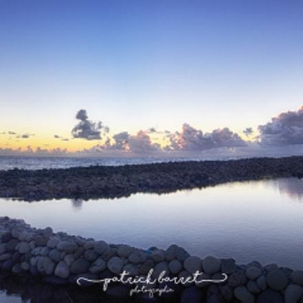 Bassin Bleu – Lever de soleil