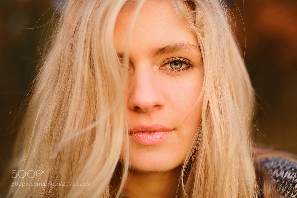 Photograph Lise. by Michael Scott on 500px