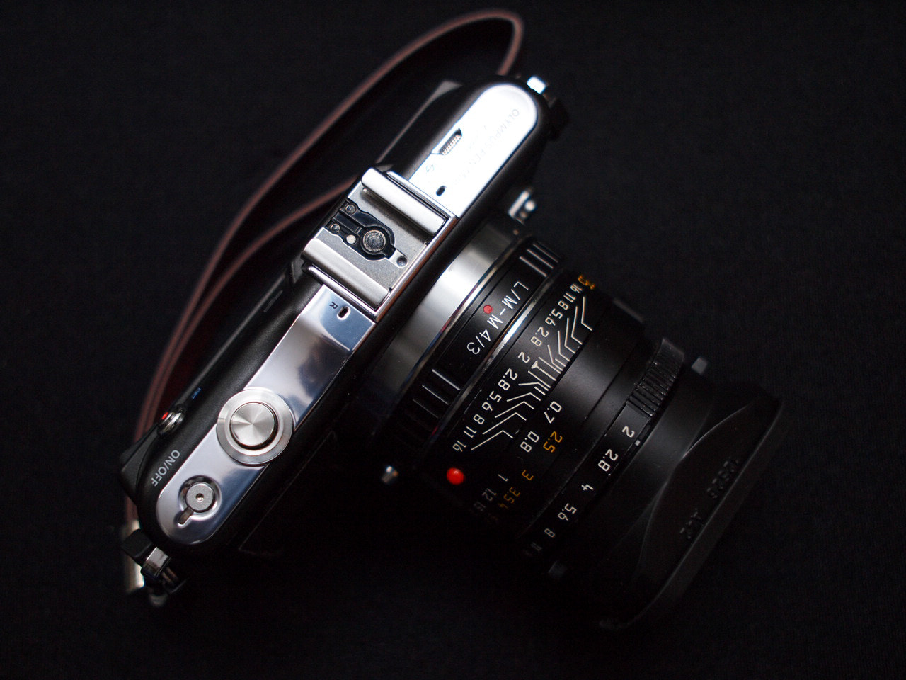 Photograph The Leica 35mm f2 by Chris  Gampat on 500px