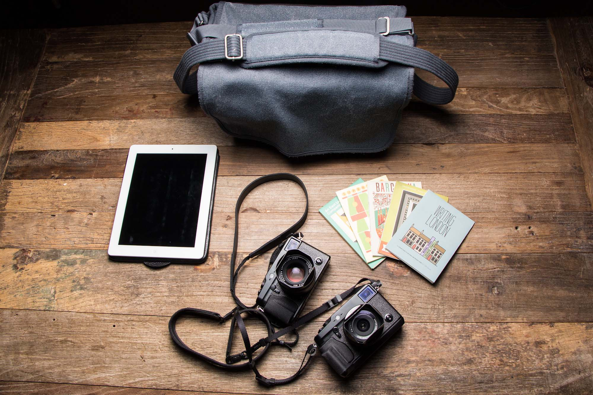 Photograph European Package for Travellers by Chris  Gampat on 500px