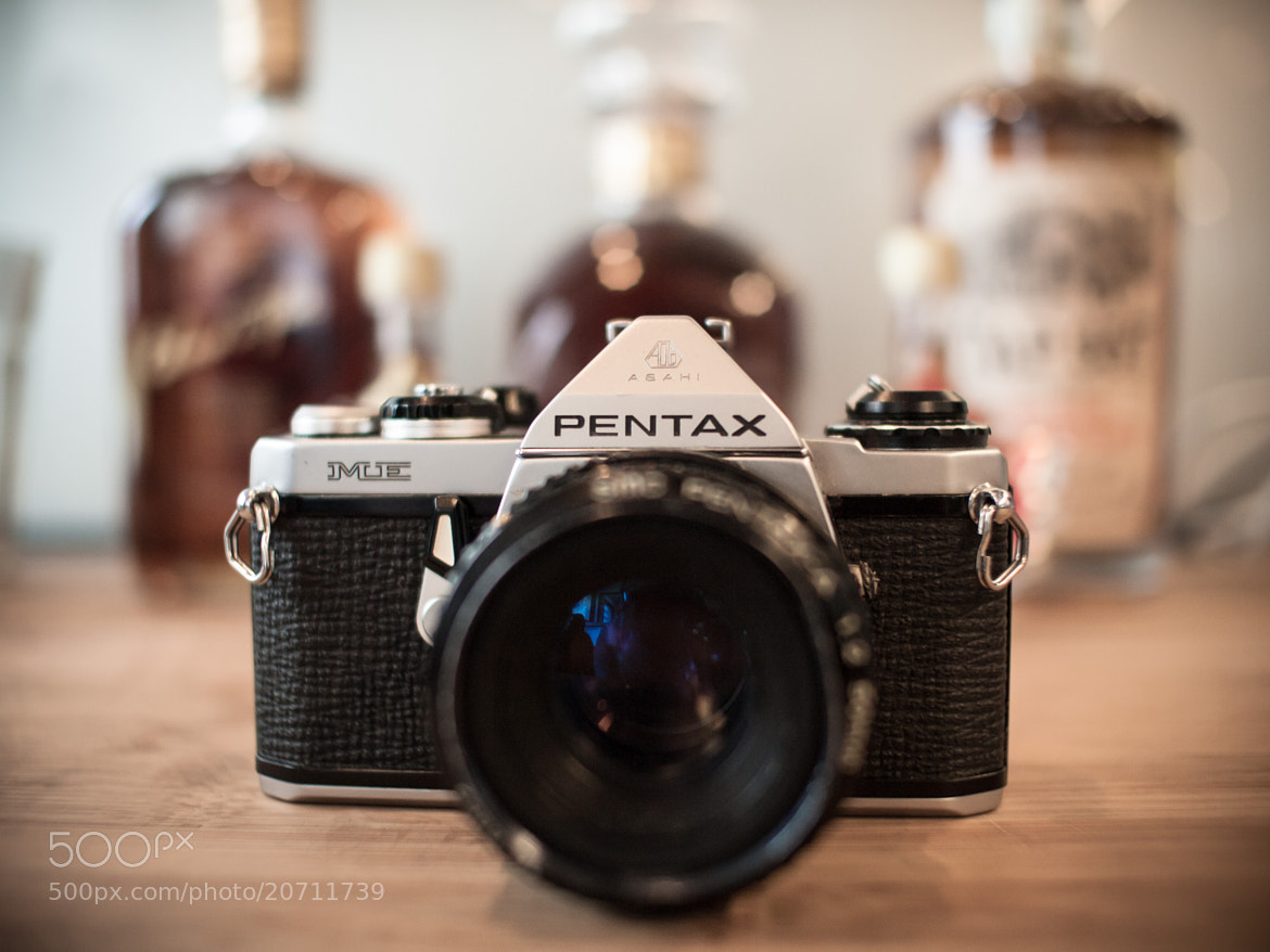 Photograph Pentax ME by Chris  Gampat on 500px