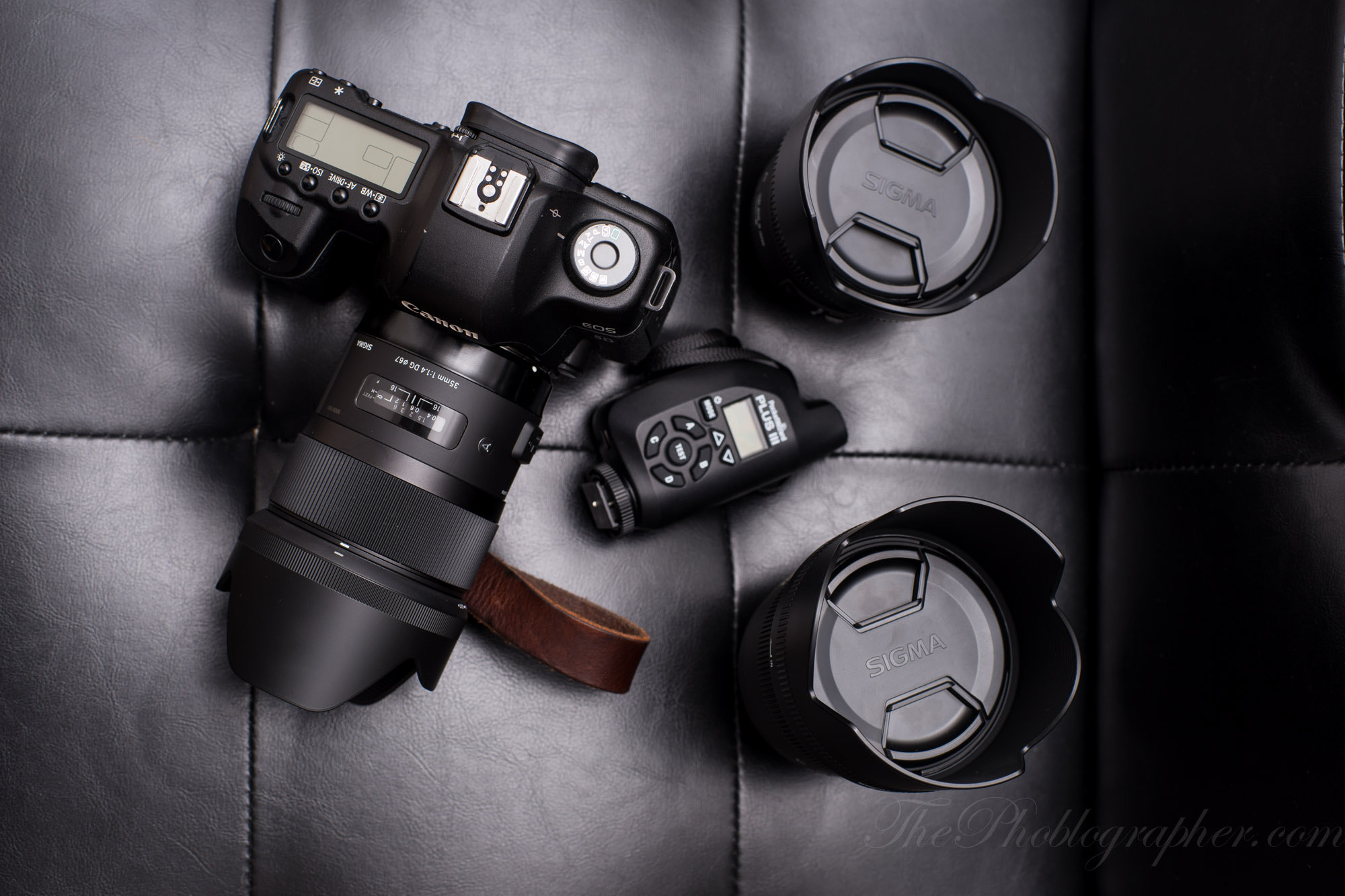 Photograph Canon 5D Mk II and Three Primes by Chris  Gampat on 500px