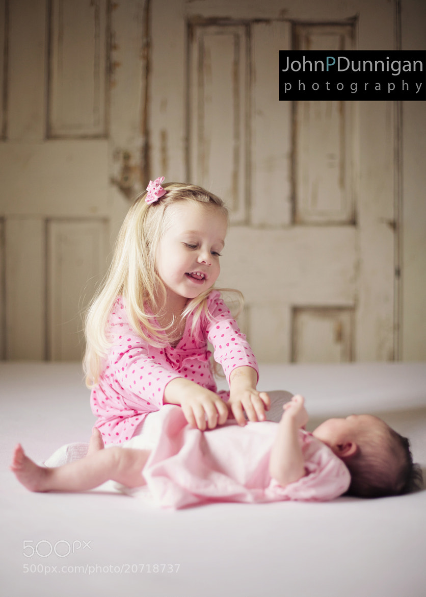 Photograph ali & ella by John Dunnigan on 500px