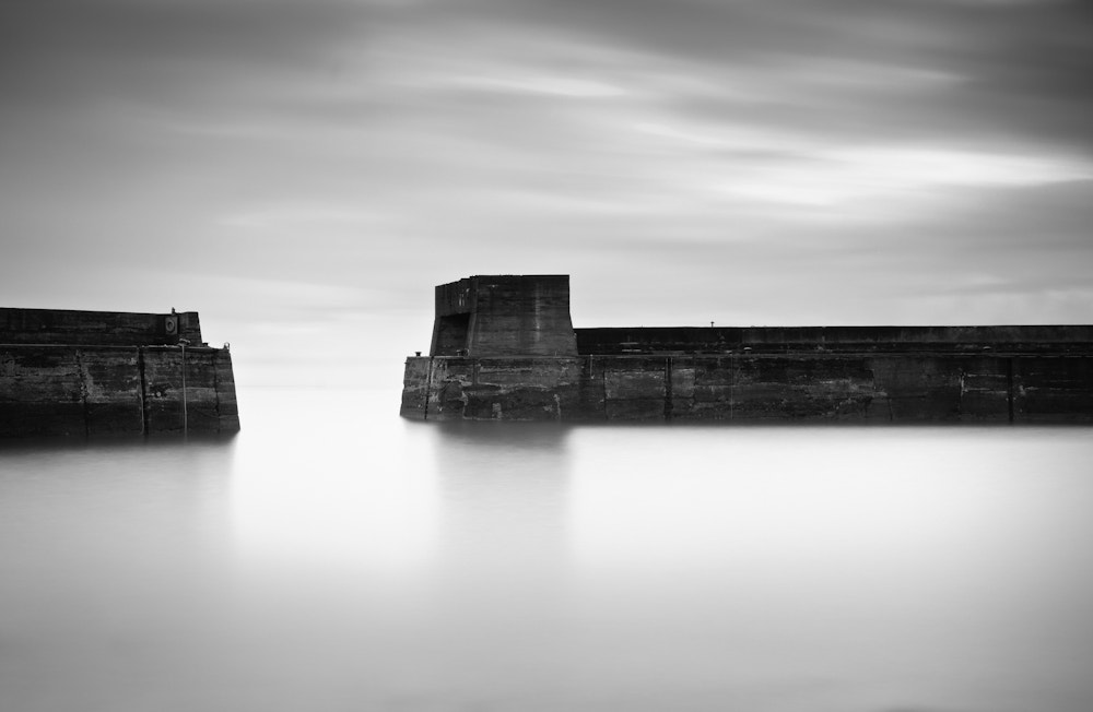 Photograph NE-England, Northumberland, Craster Harbour by Simon Auchterlonie on 500px