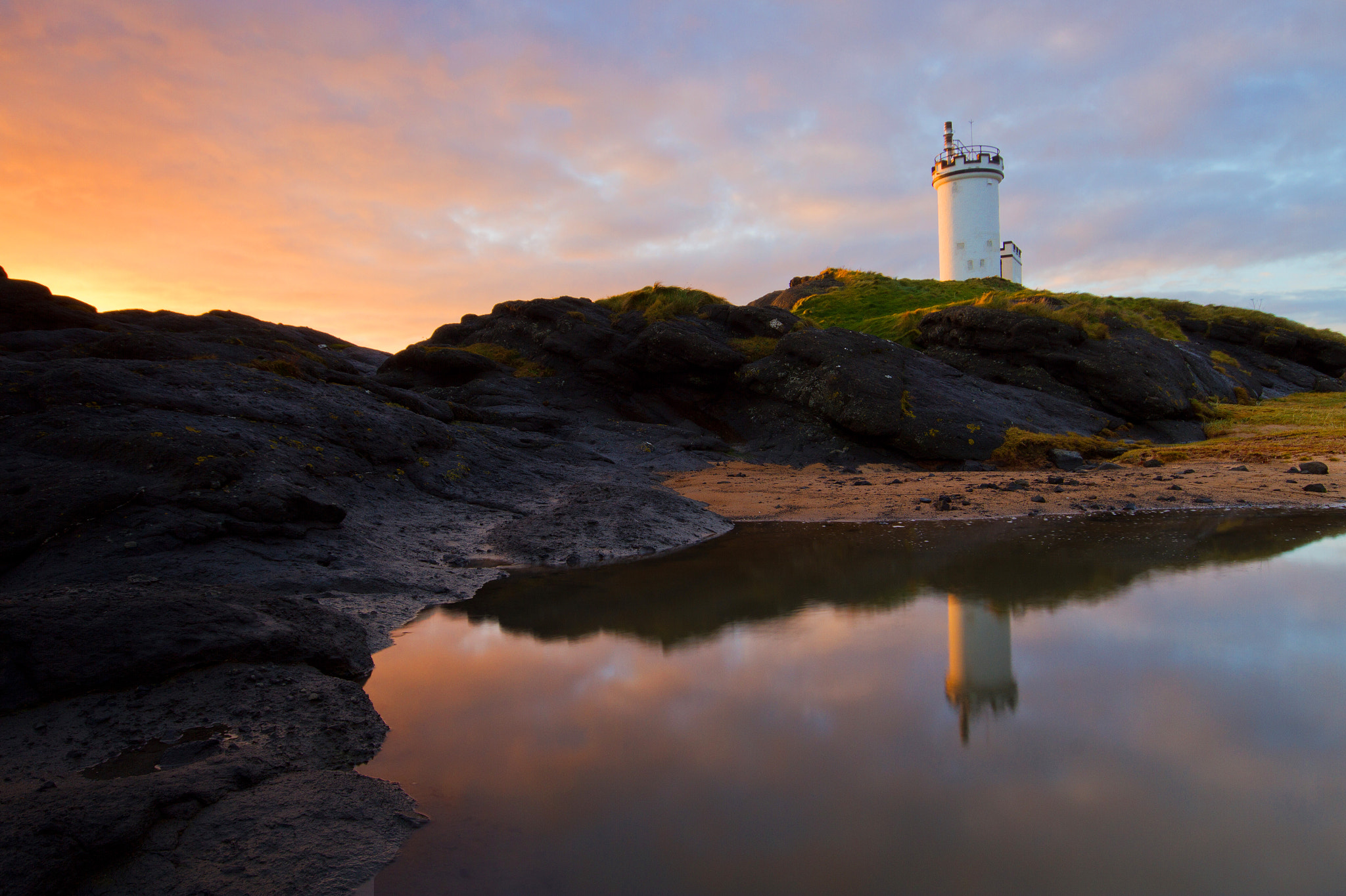 Photograph Lighting Up The Lighthouse by Simon Cameron on 500px