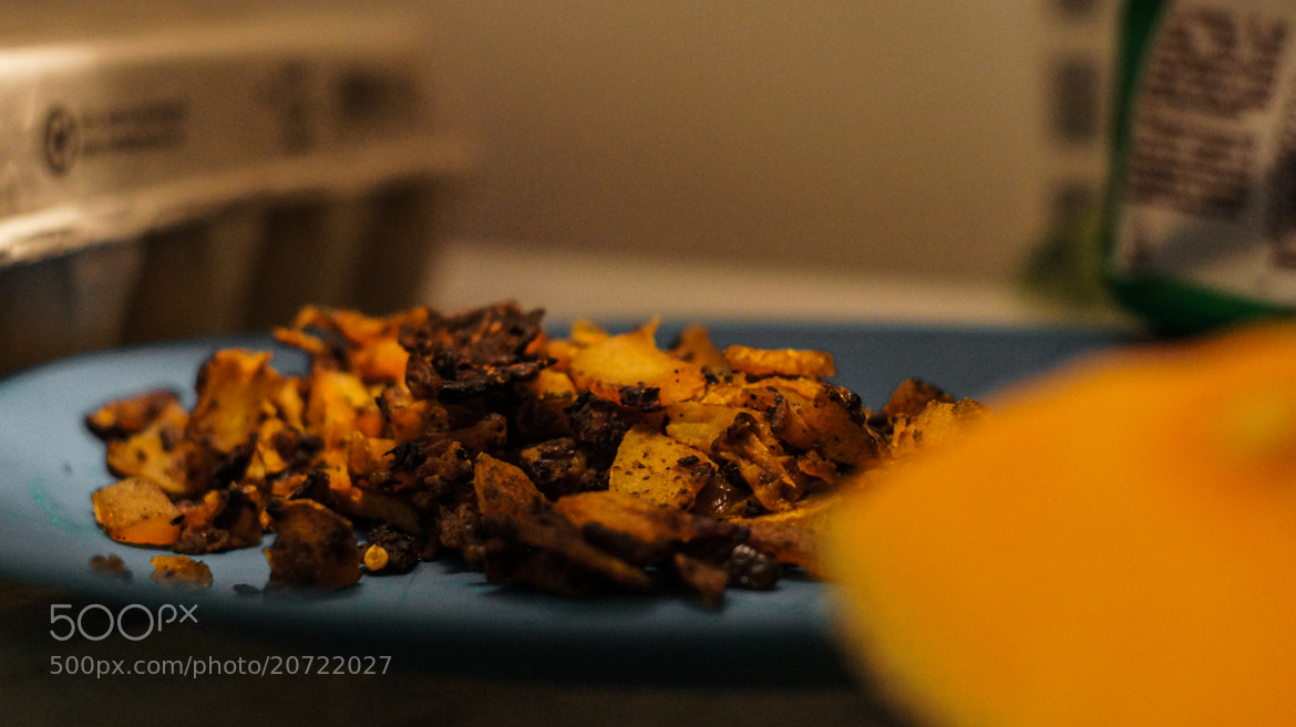 Photograph Stale Bhujia in the fridge by Maitreya Thakur on 500px