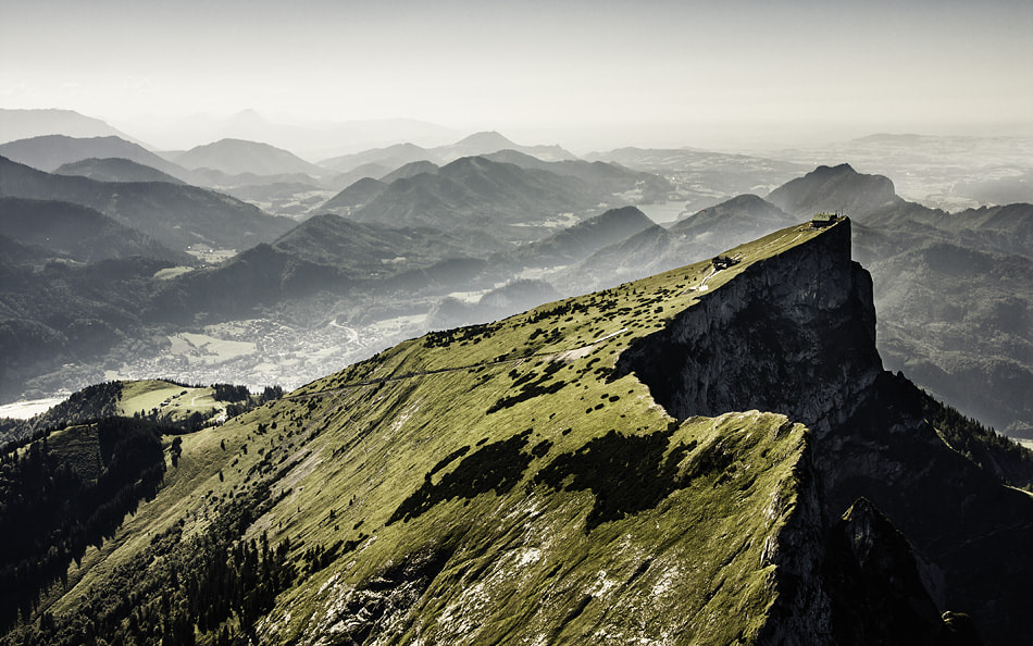 Photograph Schafberg by Roland Willinger on 500px