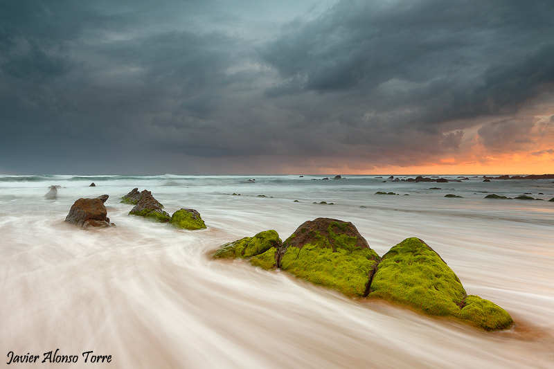 Photograph Amanecer cantábrico by Javier Alonso Torre on 500px