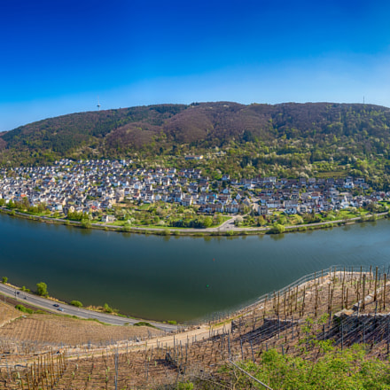 river moselle pano in 52MP