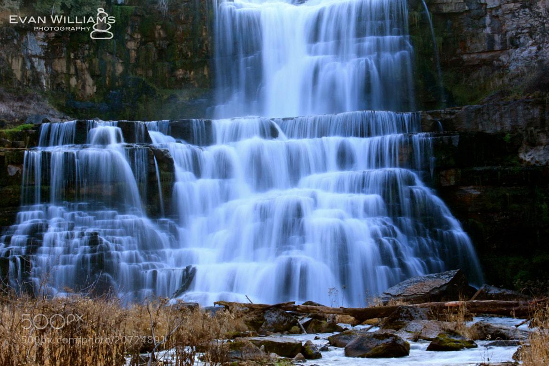 Photograph Chittenango Falls by Evan Williams on 500px