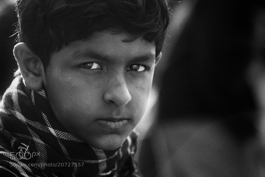 Photograph eye to eye by Zuhair Ahmad on 500px