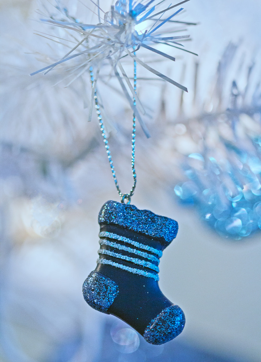 Photograph Blue Stocking by Kirsten Cunningham on 500px