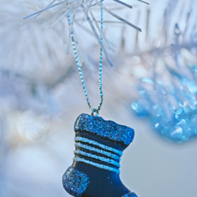 Blue Stocking by Kirsten Cunningham (kirs10)) on 500px.com
