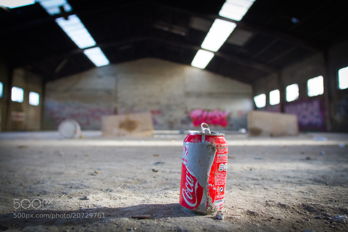 Photograph Coke by Pat Thuillier on 500px
