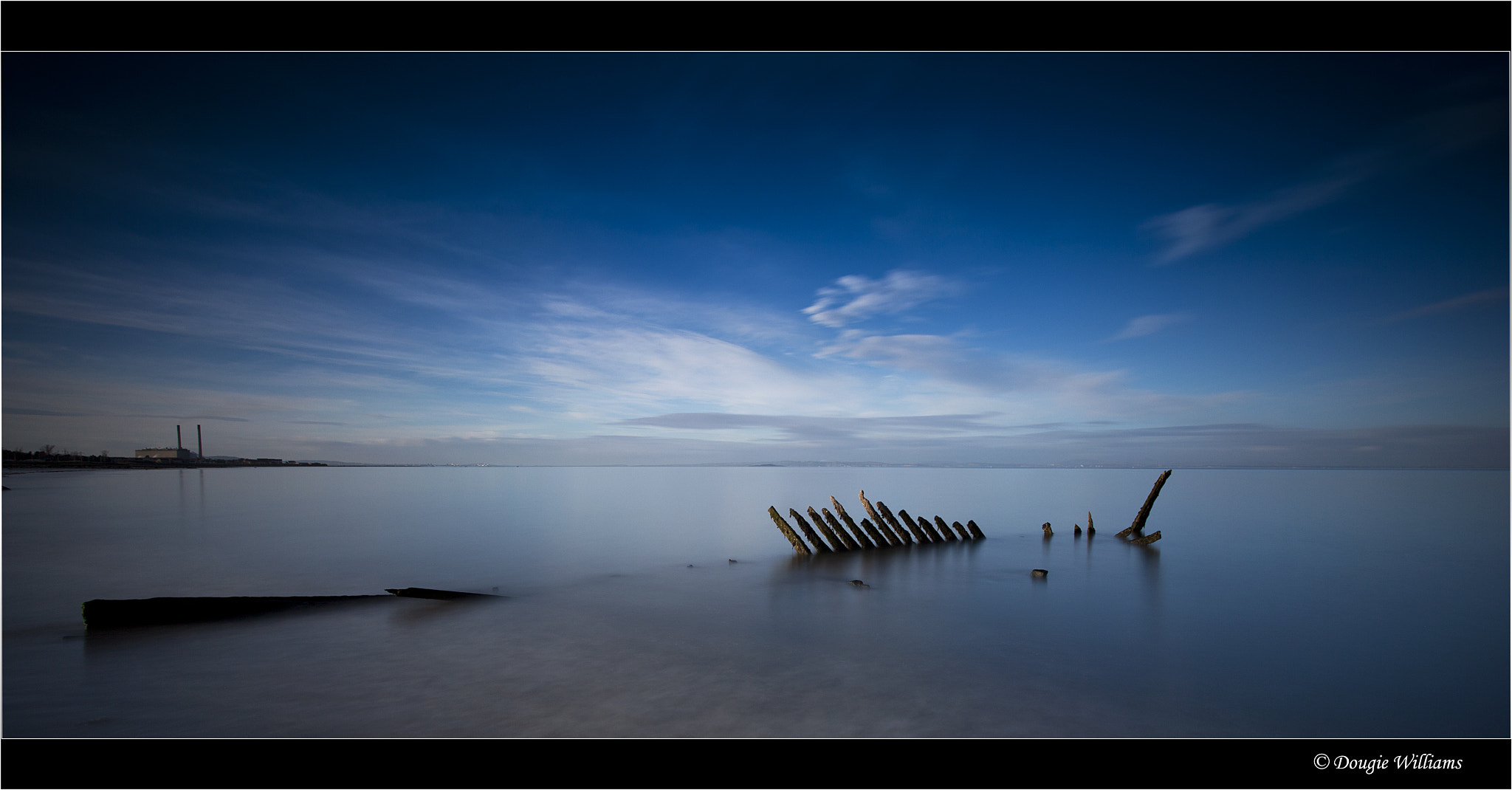 Photograph Longniddry Wreck by Dougie Williams on 500px