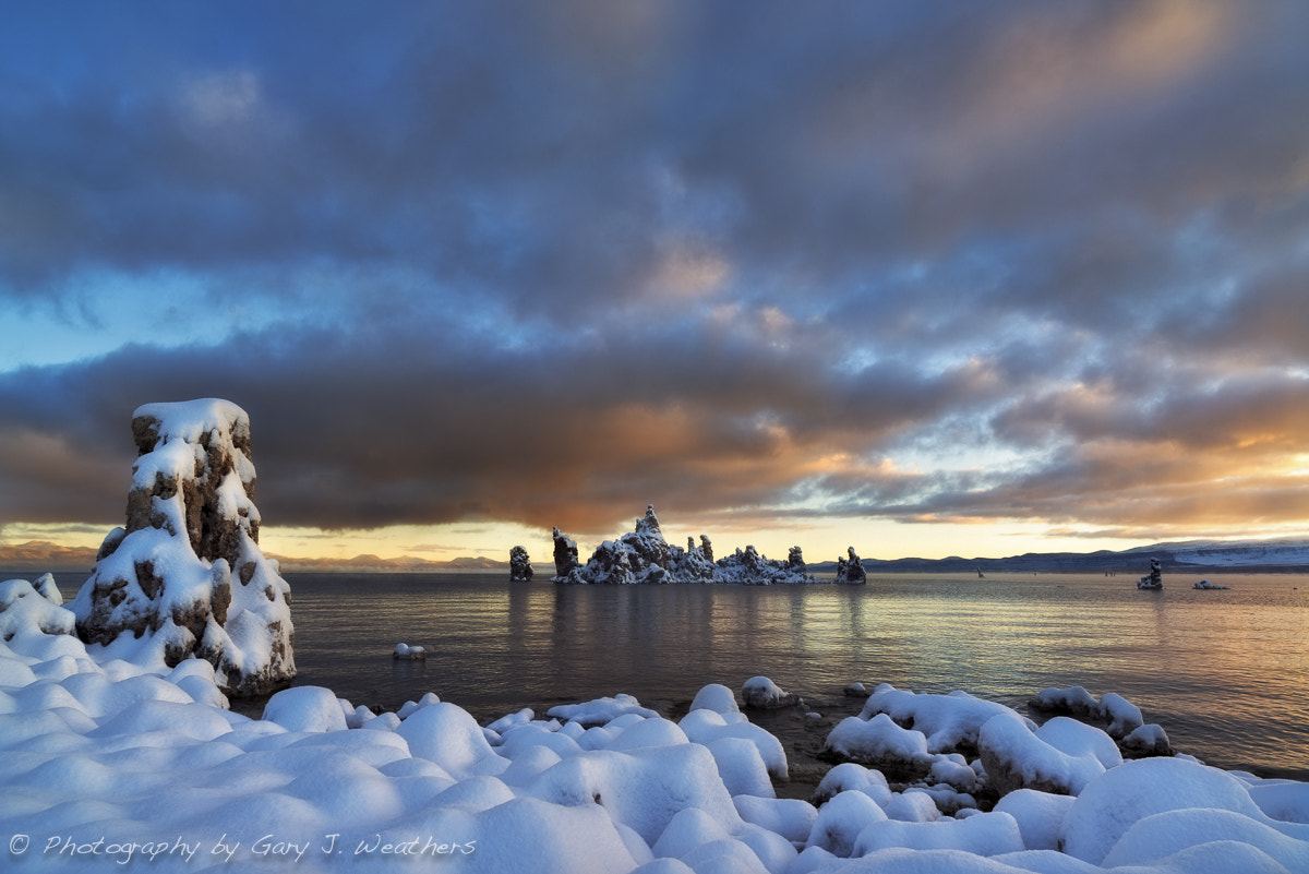 Photograph Tufa Snow by Gary Weathers on 500px