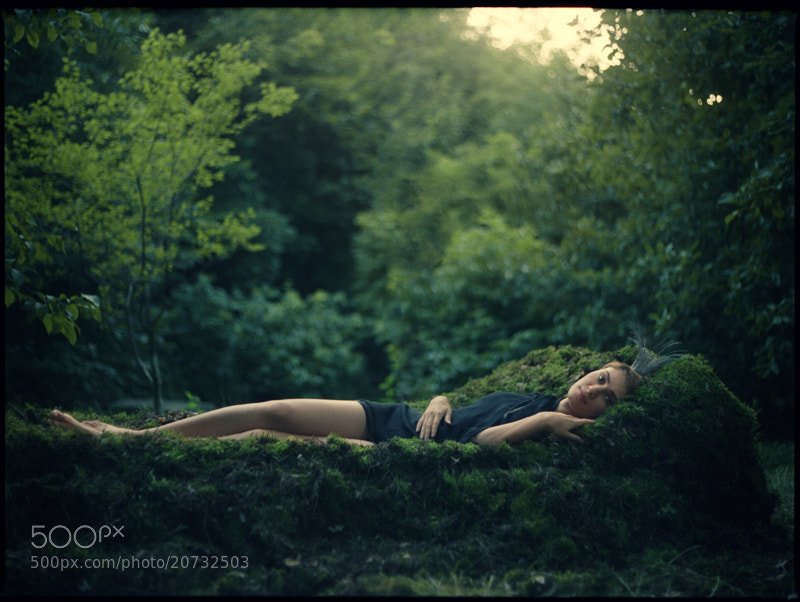 Photograph Sleeping Beauty by Furka Ishchuk-Paltseva on 500px
